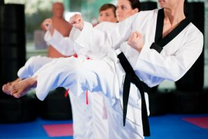 martial arts for teambuilding
